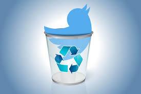 صورة طريقة حذف حساب تويتر نهائيا من الايفون