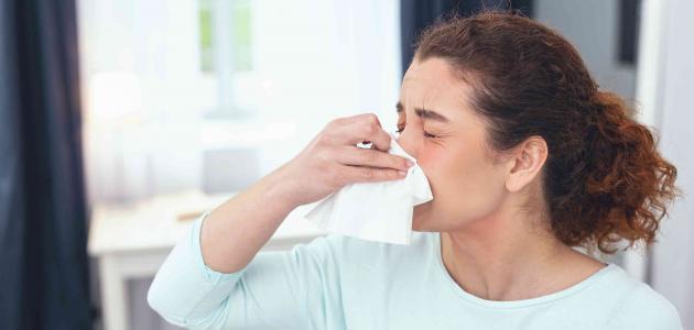 صورة أسباب انسداد الأنف وصعوبة التنفس