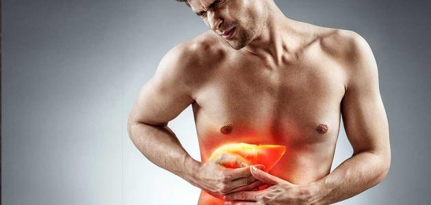 صورة أسباب تليف الكبد