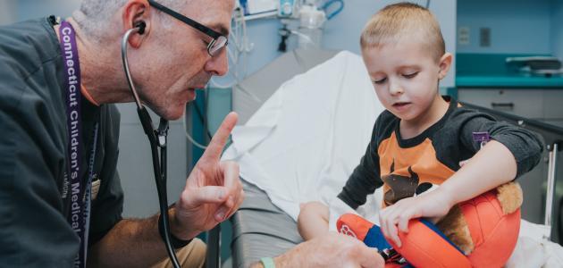 صورة أعراض التهاب الكلى عند الأطفال