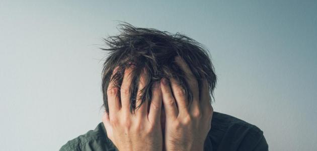 صورة أعراض القلق النفسي