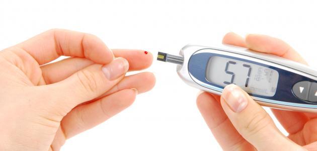 صورة أعراض انخفاض السكر