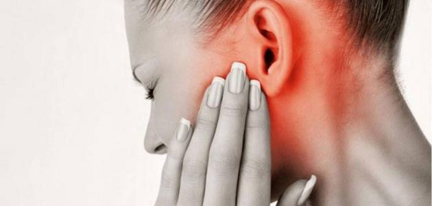 صورة أعراض انسداد قناة استاكيوس
