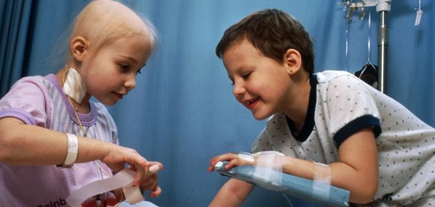 صورة أعراض سرطان الدم عند الأطفال