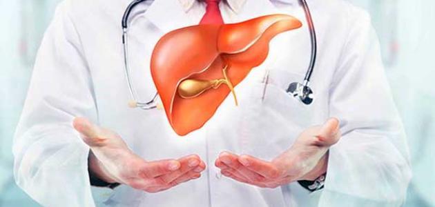 صورة أعراض سرطان الكبد الحميد