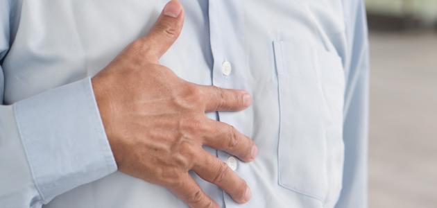 صورة أعراض سرطان المريء