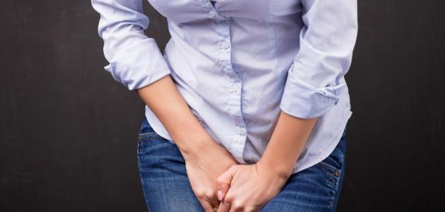 صورة أعراض سلس البول