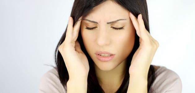 صورة أعراض ورم المخ الكاذب