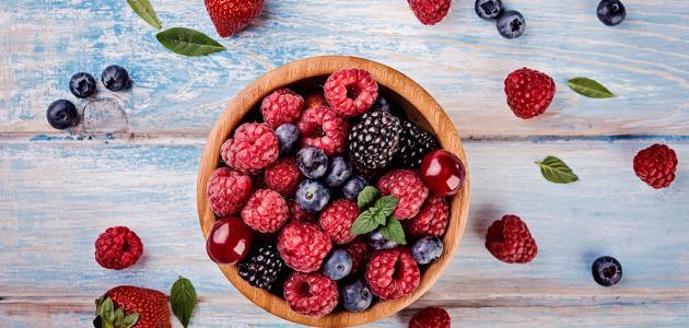 صورة أفضل أنواع الفاكهة لمرضى السكري