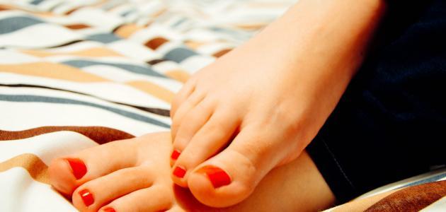 صورة أفضل خلطة للأقدام