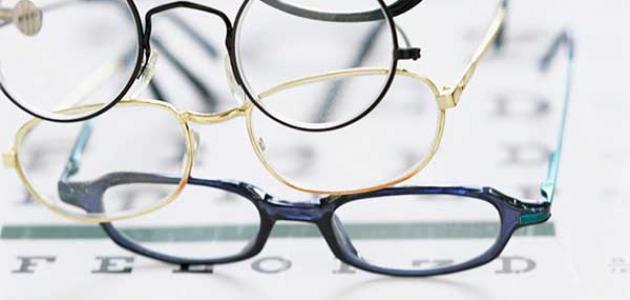 صورة أنواع عدسات النظارات الطبية