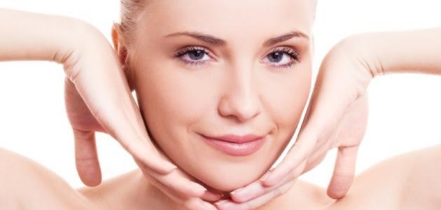 صورة طرق علاج نحافة الوجه