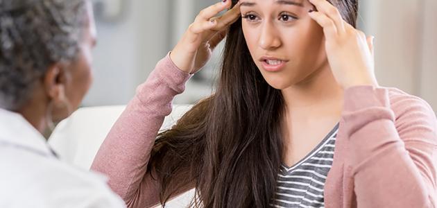 صورة ما هي أعراض التهاب الدماغ