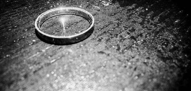 صورة من أهم أسباب الطلاق