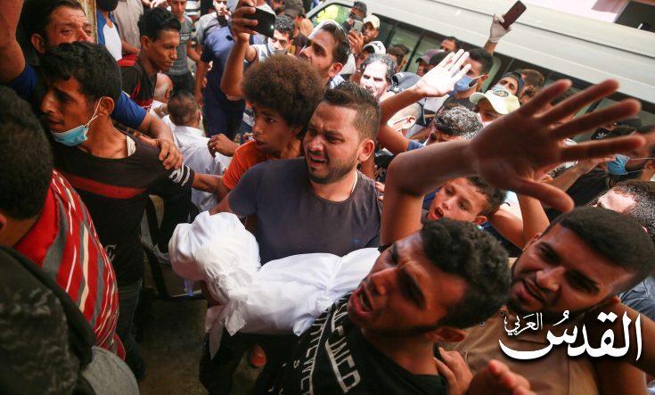 صورة حماس تحمل الاحتلال مسؤولية وفاة 3 أطفال حرقا في غزة