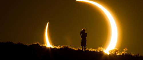 صورة كسوف الشمس، نصائح لتجربة مشاهدة هذه الظاهرة