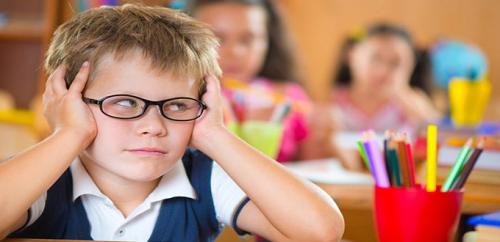 صورة اضطراب نقص الانتباه مع فرط النشاط قد يؤثر على مناطق من دماغ الأطفال