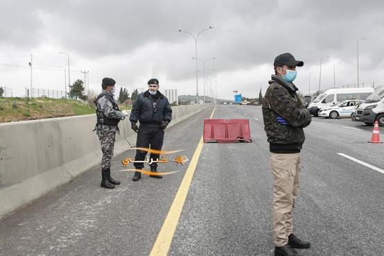 صورة تعديل اجراءات الحظر في مناطق لم تشهد اصابات بكورونا