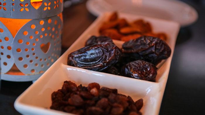 صورة شهر رمضان: الحمية الغذائية والصحة