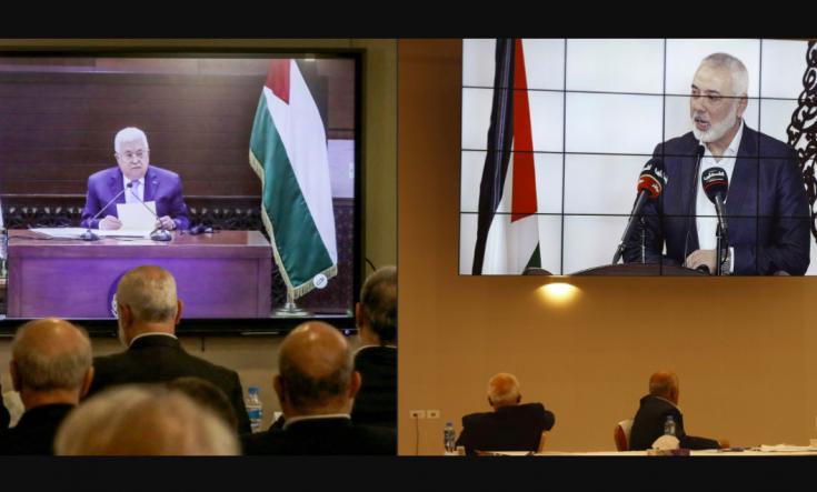 صورة أمين عام مجلس التعاون الخليجي يهاجم اجتماعا فلسطينيا رفض التطبيع ويطالب الرئيس عباس بالاعتذار
