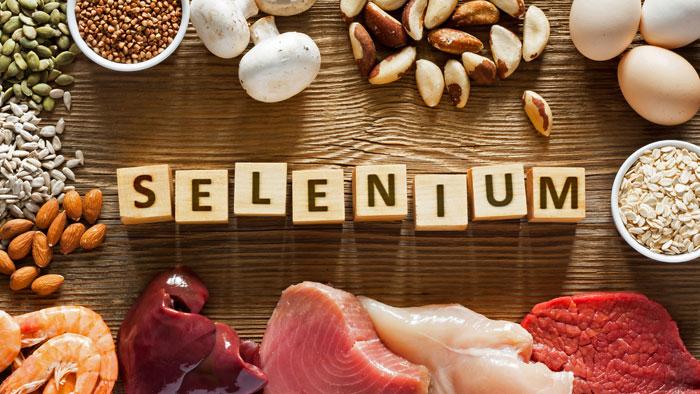 صورة مصادر الأطعمة الغنية بالسيلينيوم