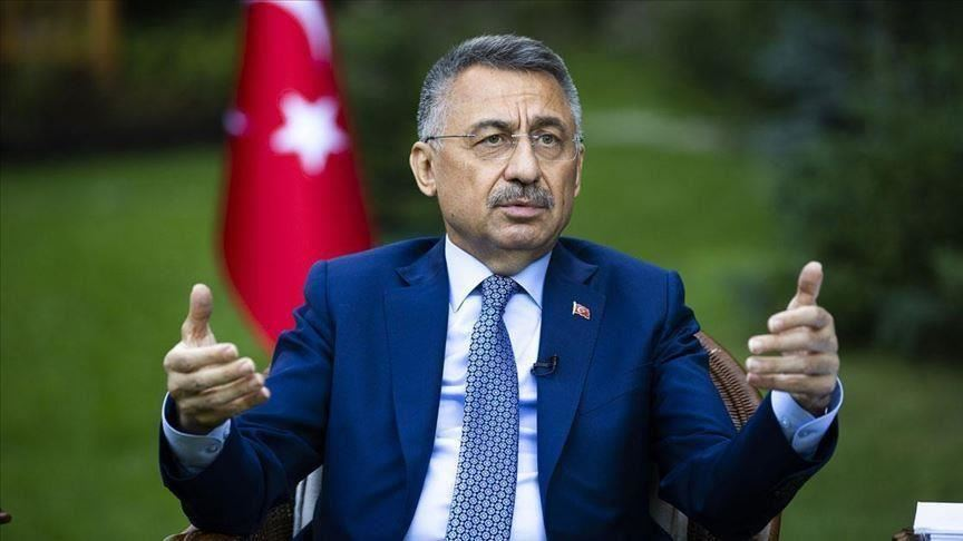 صورة نائب أردوغان للاتحاد الأوروبي: كونوا منصفين فتركيا لن تتراجع عن حقوقها (مقابلة)