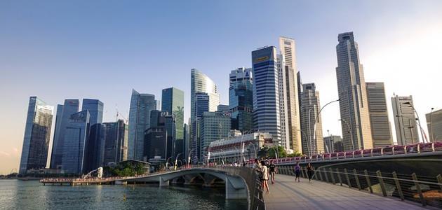 صورة أسباب نهضة سنغافورة