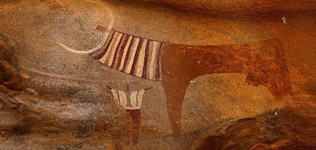 صورة الفن ما قبل التاريخ