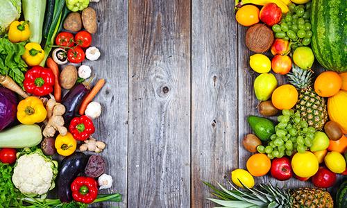 صورة الخضراوات والفاكهة مفتاح غذائي لمقاومة السرطان