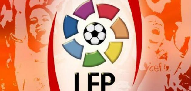 صورة ترتيب هدافي الدوري الاسباني