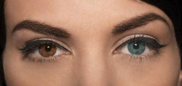 صورة كيف تغير لون عينيك