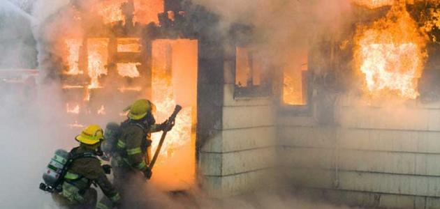 صورة وسائل مكافحة الحريق